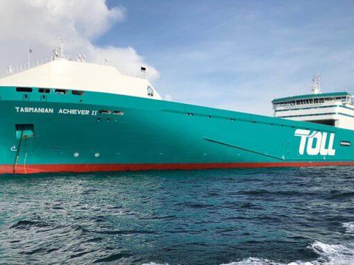 Ro-RO Cargo Carrier 12000 DWT