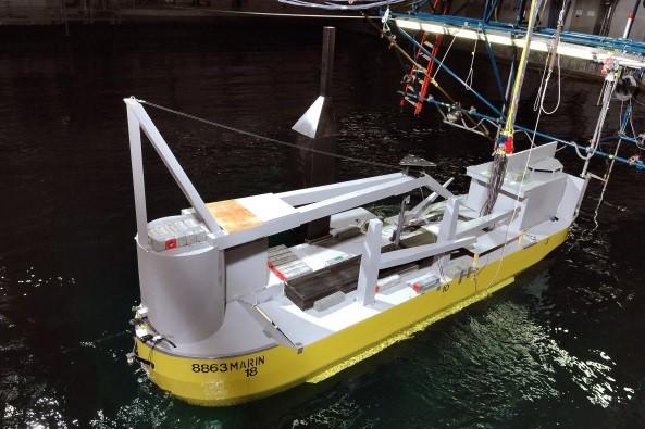 PLCV 4000 – Pipe laying crane vessel basic design